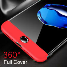 For Apple iPhone 7 4.7 inch Cover Case Shockproof Hybrid Rugged Rubber Hard Bag