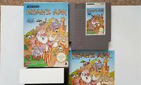 Noah's Ark - Konami - Nintendo NES Game [PAL A UKV] CIB