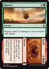 HEAVEN // EARTH Amonkhet MTG Gold Sorcery Rare