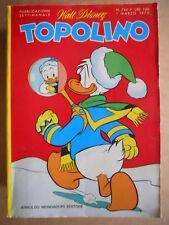TOPOLINO n°744    [G377] - OTTIMO  - con bollino