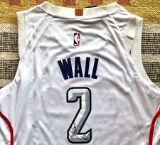 John Wall Signed Autograph Washington Wizards Jersey NBA Kentucky Wildcats