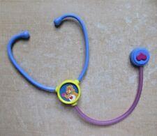 CARE BEARS Tenderheart Doctor Set Toy Heart Stethoscope Smart Check Up