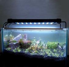 36/ 72 aquarium led lighting lamp Fish Tank Overtank Top Lights Adjustable luces