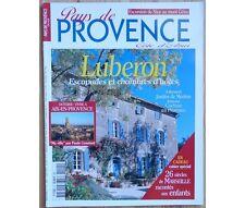 Collectif - Pays de Provence, côte d'Azur n°11 - Luberon, Escapades et chambre d
