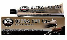 K2 Ultra Cut C3+ FAST Cut COMPOUND PROFESSIONAL REMOVES ANY SCRATCHES & DEFECTS