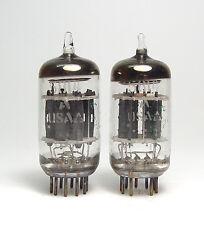 2x GE 5814 a/5814a/e82cc Audio-tube, mil spec ecc82 preamplifier tubes