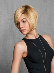 NEW ❤HAIRDO❤ LAYERED BOB SYNTHETIC WIG IN ROOTED GOLDEN WHEAT ~ SS14/88 ~$189.95