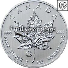 Canada 2013 F 15 Fabulous 15 Privy Mark $5 Pure Silver Maple Leaf SML in Box
