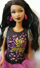 Barbie So In Style Trichelle doll only