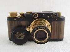 Leica II(D) Panzerkampf WWII Vintage Russian 35MM RF Camera EXCELLENT