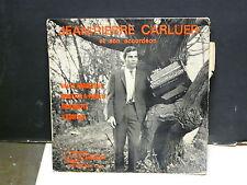 JEAN PIERRE CARLUER Valse arabesque ... CREATION CC013 45T( Musette accordeon )