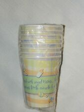 NEW ~PRECIOUS MOMENTS~   8-PAPER CUPS 9oz   PARTY SUPPLIES