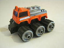 Plastic Toy Snow Vehicle, Rubber tires  (EB5)