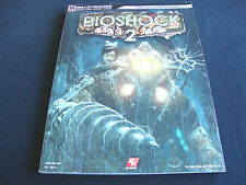 BIOSHOCK 2 STRATEGY GUIDE XBOX PLAYSTATION PC