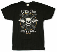 Avenged Sevenfold Since 1999 Black T Shirt New Official Adult A7X