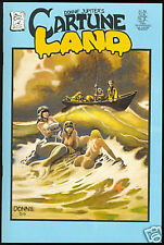 CARTUNE LAND #2 comic book by MARQUEZ