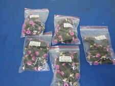 Lot of 50 STC Valve RT 1/8 10-32 T PTC Fittings - Great Deal!