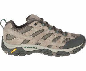 Merrell Men's Moab 2 Vent Hiking Shoe, Boulder - Size 8 (J033347)