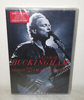 DVD + CD LINDSEY BUCKINGHAM - SONGS FROM THE - NUOVO NEW
