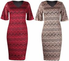 V-Neck Dresses for Women with Sequins