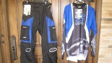 SINISALO RACEWEAR Mens Riding/Racing FURY Pants Sz 32 & Jersey Sz L Motocross