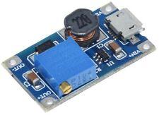DC-DC MICRO USB MT3608   Voltage Step Up Adjustable Boost Converter Module- UK