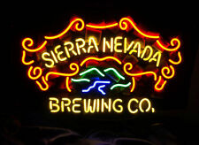 "New Sierra Nevada Brewing Co. Beer Pub Bar Neon Light Sign 24""x20"""