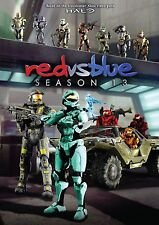 RED VS BLUE - SEASON 13  - DVD - UK Compatible -  sealed