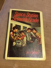 Jerry Spinelli Space Station Seventh Grade 1st Edition 1982