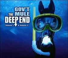 Gov'T Mule Deep End Vol.1 & 2 Deep End Vol.1 & 2 3 CD album NEW sealed