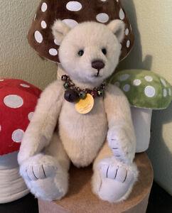 Charlie bears Blizzard  Rare & Retired . Tags Ship Worldwide