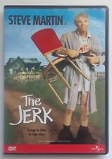 The Jerk DVD 2000 Comedy Steve Martin Carl Reiner Movie Bernadette Peters