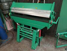 """Sheet Metal Box & Pan Folder Bender Bending Machine 1200mm (47.2"""")/ 1.0mm"""