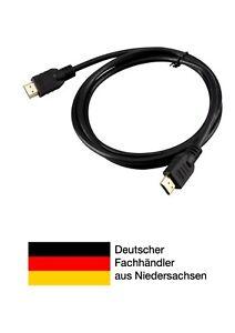 High-Speed HDMI-Kabel für HDTV TV HDCP  0,5m 1m 2m 3m 5m 7,5m 10m m. Knickschutz
