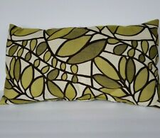 Target Botanical Green Chartreuse Bolster Pillow Rectangle