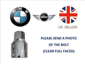 BMW Locking Wheel Nut Key Match Service