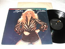 """Sylvie Vartan """"I Don't Want The Night To End"""" 1979 Rock LP, Nice EX!, Orig RCA"""