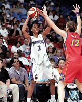 Chelsea Newton Signed 8x10 photo WNBA PSA/DNA Autographed Monarchs