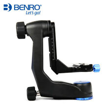 Benro GH5C Carbon Fiber Gimbal Head & Quick Release Plate Package fit ArcaSwiss