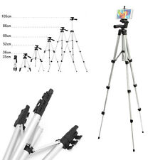 Professional Camera Tripod + Stand Holder +Bag For Smart Phone iPhone Samsung
