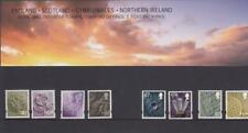 GB 2012 REGIONALS DEFINITIVE PRESENTATION PACK No.95 MINT STAMP SETS 4 REGION 95