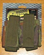 New Molle Voodoo Tactical 40mm Pouch - Woodland Camoflage