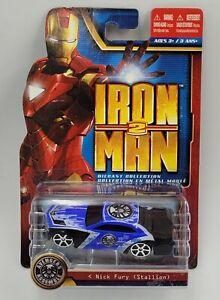 Maisto Iron Man 2 DieCast Collection Nick Fury ( Stallion ) 1:64 Scale