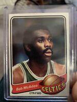 1979-80 TOPPS BOB MCADOO #75 BOSTON CELTICS