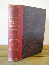 Maquet : histoire de la BASTILLE depuis sa fondation (1374) Paris, 1876