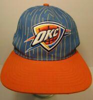 OKLAHOMA CITY THUNDER '47 Brand Retro Throwback NBA Basketball Snapback Hat Cap