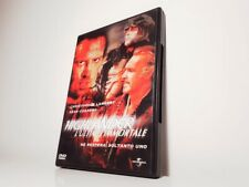 DVD HIGHLANDER L'ULTIMO IMMORTALE Sean Connery Lambert STAMPA UNIVERSAL