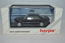 Herpa 070096 Mercedes-Benz E320 Coupe   Model 1:43 mint in box