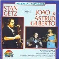 Stan Getz Meets Joao und Astrud Gilberto (New York 1964) [CD]