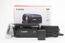 Canon VIXIA HF R600 HD Flash Memory Camcorder in Black; BL 411436